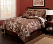 Princeton - 7 pc king Deluxe Pack Bedding Set