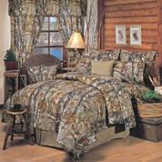 Realtree AP - 4pc Queen Comforter Set