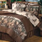 Whitetail Dreams - 4pc Queen Comforter Set