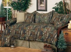 Hardwoods - Square Pillow