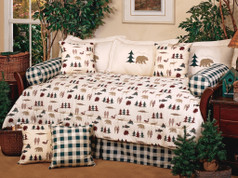 Northern Exposure - 5pc Daybed SET