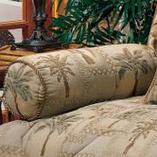 Palm Grove Bolster Pillow