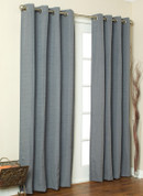 Cite Grommet Top Panel PEWTER - Available in 2 sizes