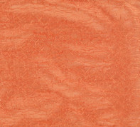 Cosmo Lace Lined Grommet Top Curtain Panel - Tangerine