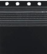 Fiesta Grommet Top Curtain Panel - Onyx