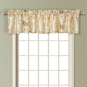 Avalon Valance - NATURAL