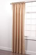 Colorado Foam Back Rod Pocket Curtain Panel - WHEAT