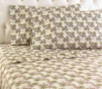 Micro Flannel Sheet Set - Pinecones