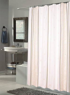 Delicieux Ashley Extra Long Shower Curtain