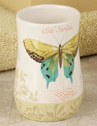 Butterfly Bliss - shower curtain & bathroom accessories