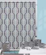 Byzantine - Fabric Shower Curtain