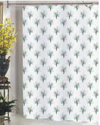 Faith Extra Long Shower Curtain