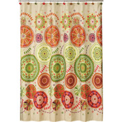 Festiva - Fabric Shower Curtain