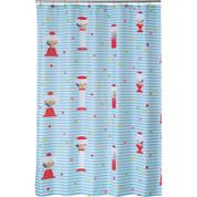 Gumball Machine - Fabric Shower Curtain