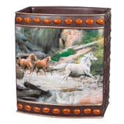 Horse Canyon - Wastebasket