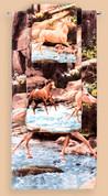 Horse Canyon - Bath Towel