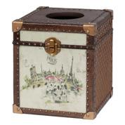 I Love Paris - Tissue Box