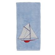 Sailing bath towel