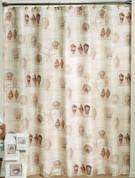 Sarasota - Fabric Shower Curtain