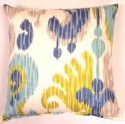 Journey Throw Pillows (Set of 2) - Aquamarine