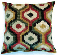 Montecito Throw Pillows (Set of 2) - Autumn