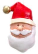 Christmas Santa Claus Shower Hooks