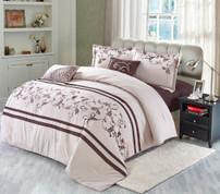 Primavera Queen Comforter Bedding Set