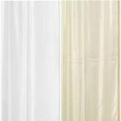 "Bulk Case Pack (24 pcs) Fabric Shower Curtain Liner - 84"" long"