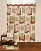 Inspire Shower Curtain & Bathroom Accessories from Saturday Knight Ltd