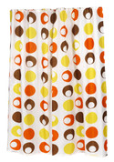 Madeline - Fabric Shower Curtain