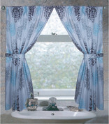 Isabella - Fabric Window Curtain