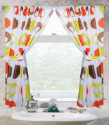 Madeline - Fabric Window Curtain