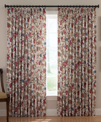 Cornwall Foamback Pinch Pleated Drape