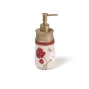 Poppy Field Lotion Dispenser from Saturday Knight