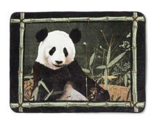 Panda Bear Blanket Throw from Shavel