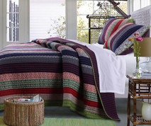 Marley Quilt Set from Greenland