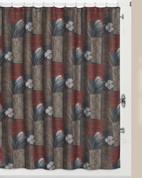 Borneo Shower Curtain from Creative Bath