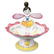 Fairy Princess Soap Dish from Creative Bath