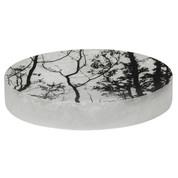 Sylvan Trees Soap Dish from Creative Bath