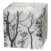 Sylvan Trees Tissue Box Cover from Creative Bath