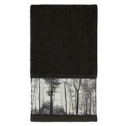 Sylvan Trees hand towel from Creative Bath