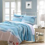 Maui Quilt Set - Full/Queen from Greenland