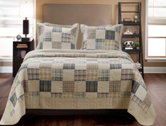 Oxford Quilt Set - Twin from Greenland
