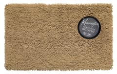 Shaggy Cotton Bath Rug - Linen