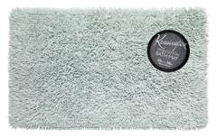 Shaggy Cotton Bath Rug - Spa Blue