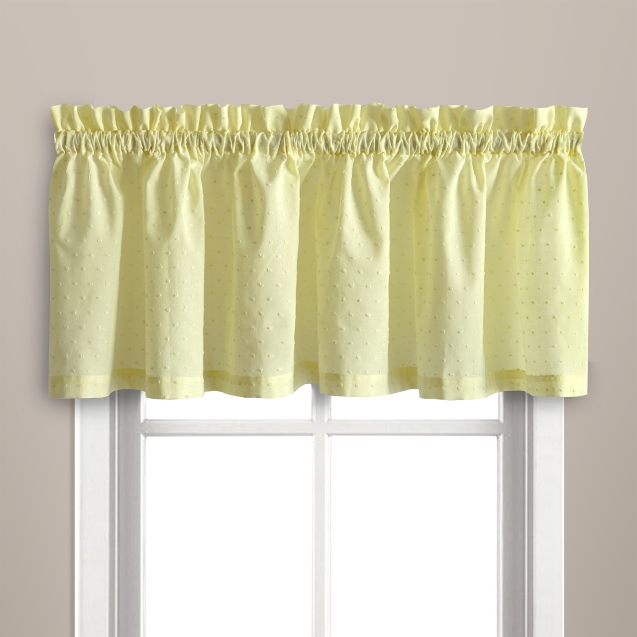 yellow kitchen curtains dorothy kitchen curtain valance yellow linens4less 28720