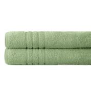 Spa Collection 2 piece OVERsized bath towel SET - Jade