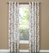 Collette Grommet Top Curtain - Jewel