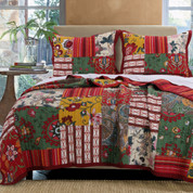 Arcadia Quilt SET from Greenland