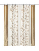 Maddie Shower Curtain (hooks not included) from Popular Bath